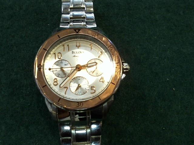 BULOVA Lady's Wristwatch C8671642