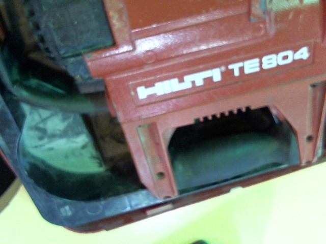 HILTI Demolition Hammer TE 804