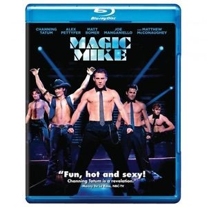 BLU-RAY MOVIE MAGIC MIKE