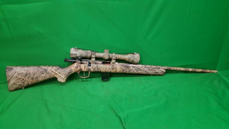 SAVAGE ARMS Rifle M93