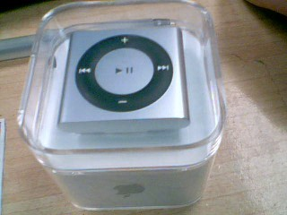APPLE IPOD IPOD MC584LL/A