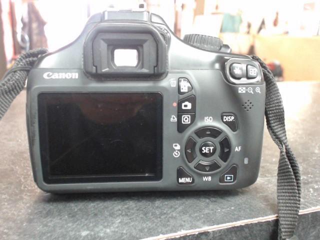 CANON Digital Camera EOS REBEL T3 W/ EFS 18-55MM LENS