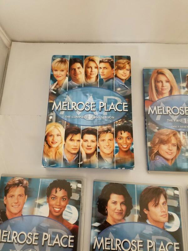 Melrose Place The Complete First Season 1 on DVD