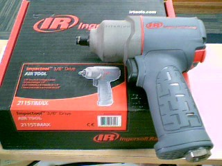 INGERSOLL RAND Air Impact Wrench 2115TIMAX