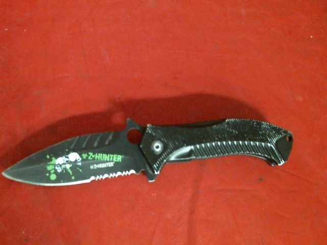 Z HUNTER Pocket Knife ZB-085