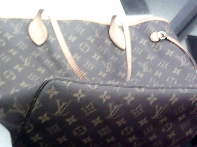 LOUIS VUITTON Handbag NEVERFULL-MONOGRAM MM