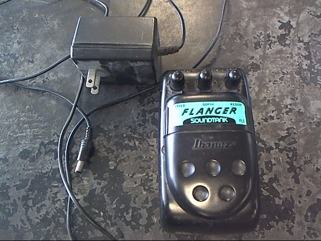 IBANEZ EFFECTS FLANGER FL5