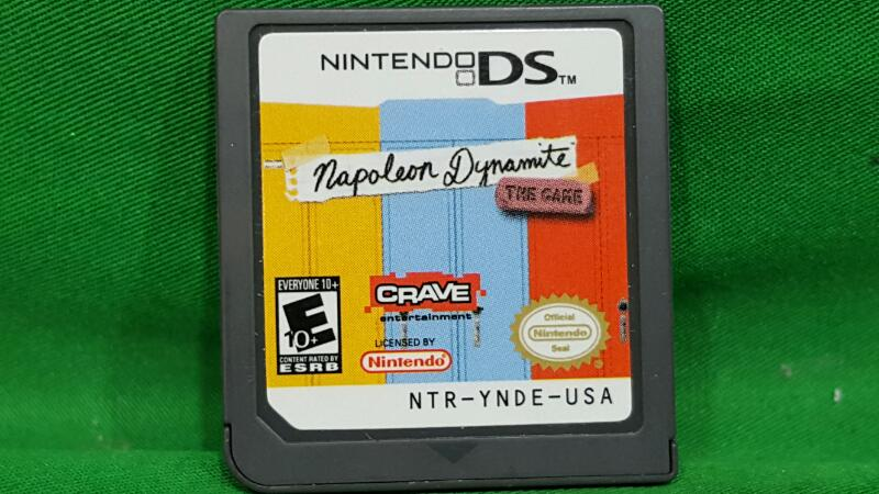 Napoleon Dynamite: The Game (Nintendo DS, 2007)