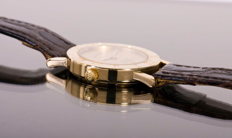 CORUM Lady's Wristwatch 18K