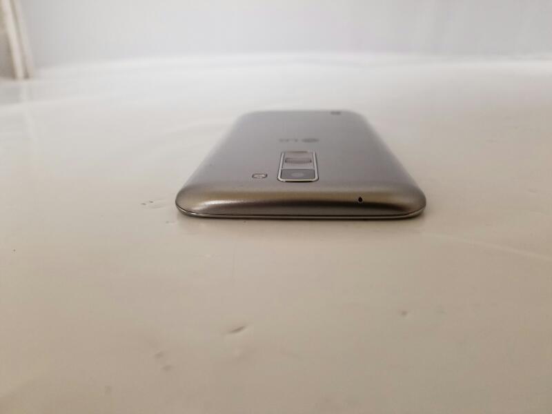 LG LGMS330 8gb metro pcs Silver