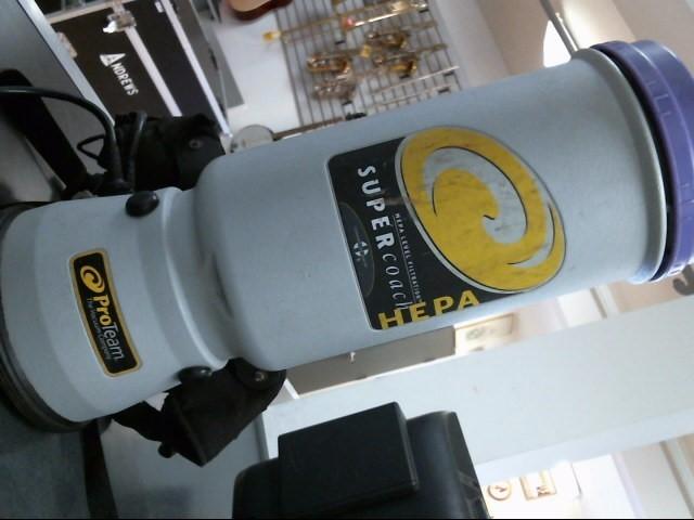 PRO TEAM VACUUM COMPANY Vacuum Cleaner SCM-1282