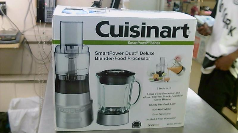 CUISINART Food Processor BFP-603 FOOD PROCESSOR