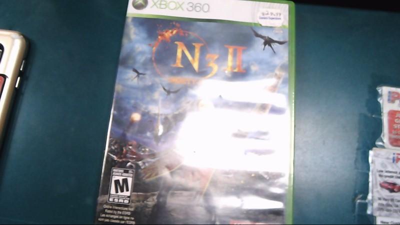 MICROSOFT Microsoft XBOX 360 Game N3II NINETY-NINE NIGHTS