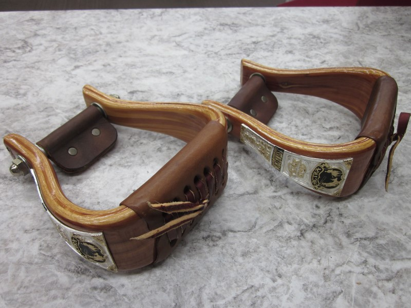 DON ORRELL RED CEDAR STIRRUPS