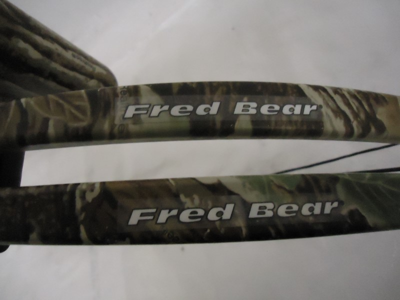 FRED BEAR Bow GT-32