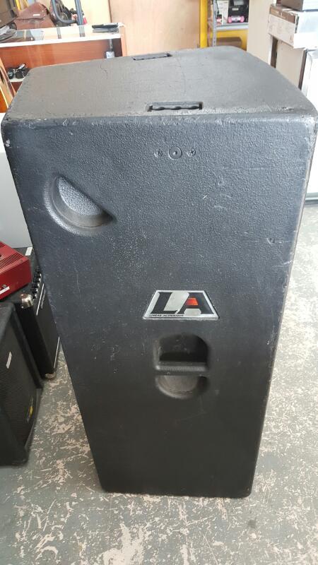 LINEAR ACTIVATION Electronic Instrument LINEAR LA325