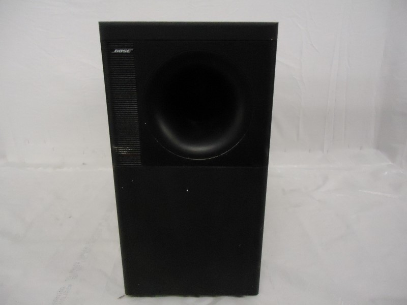 BOSE Surround Sound Speakers & System ACOUSTIMASS 5 SERIES II