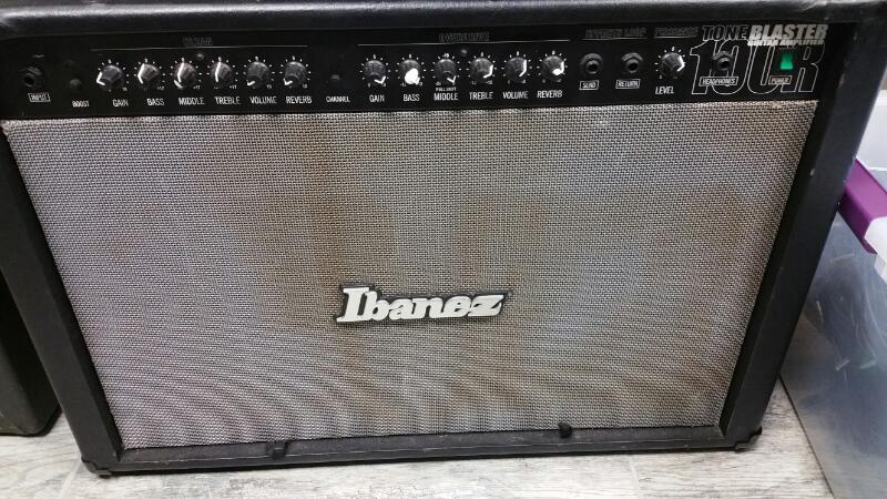 IBANEZ Acoustic Guitar Amp TB100R