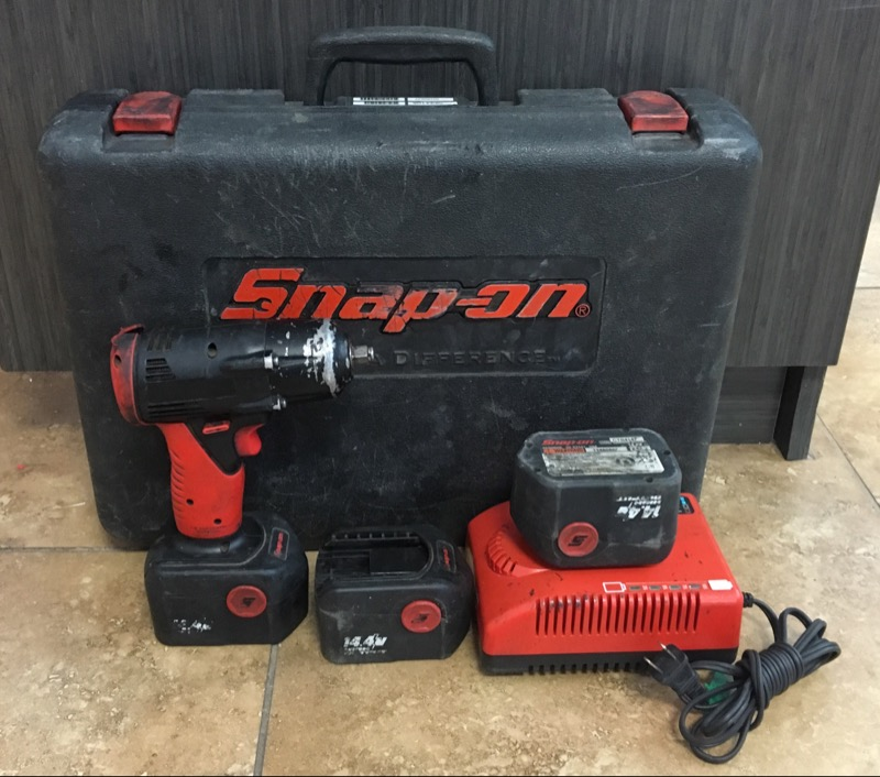 SNAP ON Impact Wrench/Driver CT4410A