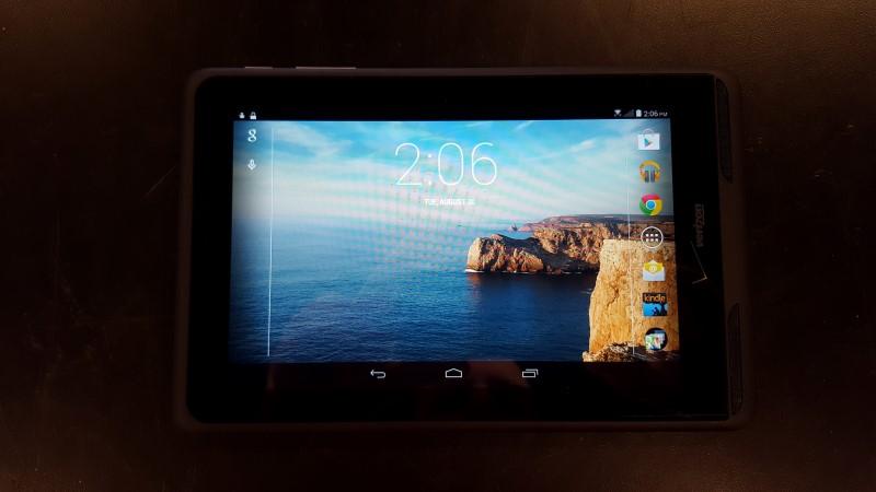 VERIZON Tablet QMV7A