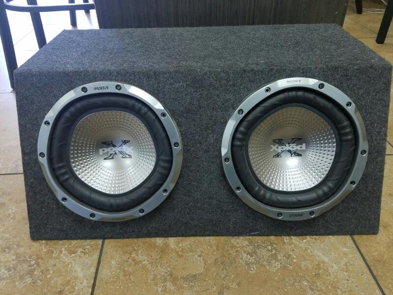SONY Car Speakers/Speaker System XS-GTR101L