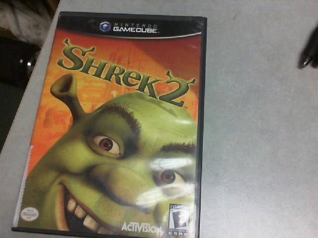 Gamecube Shrek 2