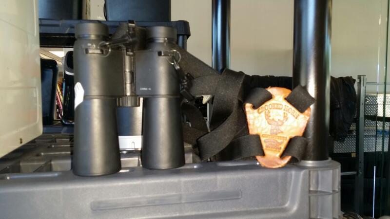 BUSHNELL Binocular/Scope LEGEND ULTRA HD 10X42
