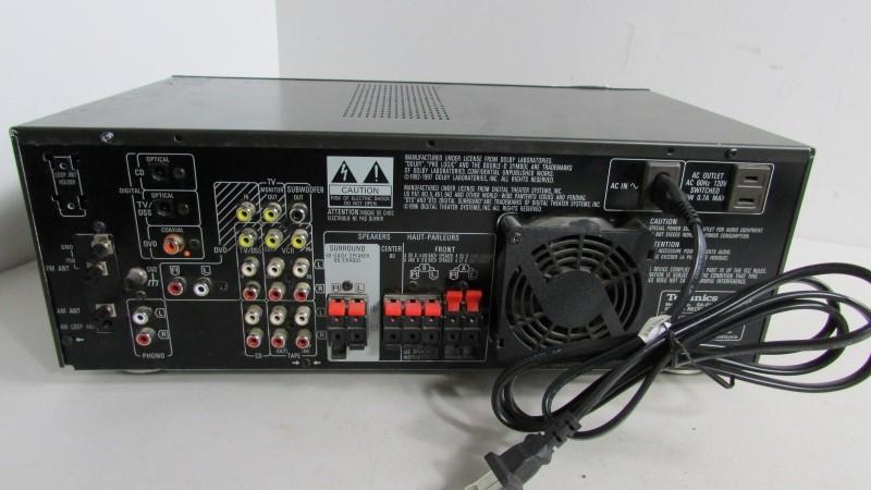 TECHNICS RECEIVER SA-DX930