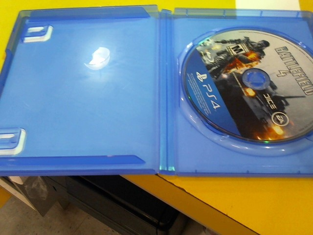 SONY Sony PlayStation 4 Game BATTLEFIELD 4 PS4