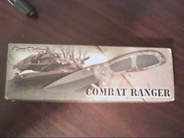 FROST CUTLERY Pocket Knife COMBAT RANGER