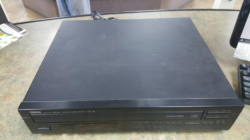 YAMAHA CD Player & Recorder CDC-98