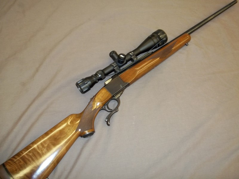 RUGER RIFLE 1B STANDARD