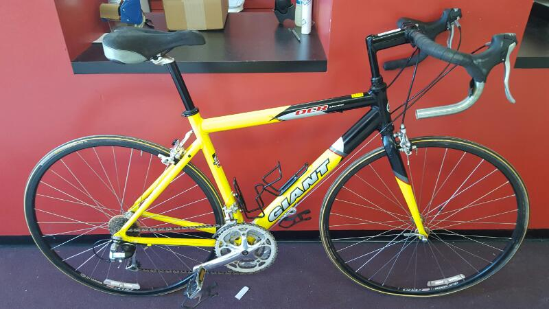 Giant OCR Three 3 Road Bike Medium Frame 50cm