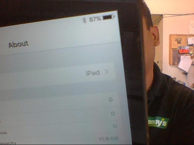 APPLE Tablet IPAD ME276LL/A