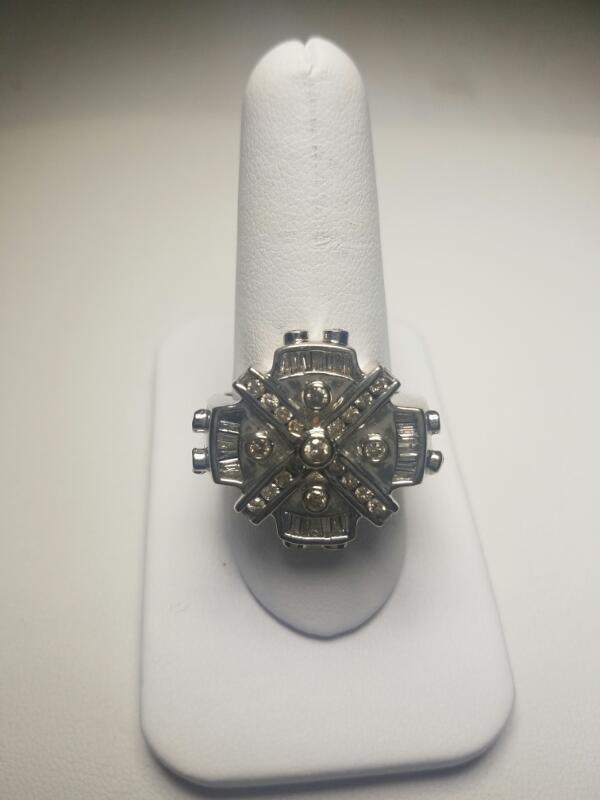 14KWG MNS #11.5 RING,21-0.03 DIA,20-0.0