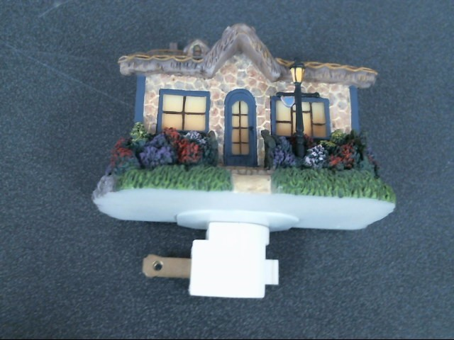 THOMAS KINKADE Collectible Plate/Figurine KINCADE COLLETABLES