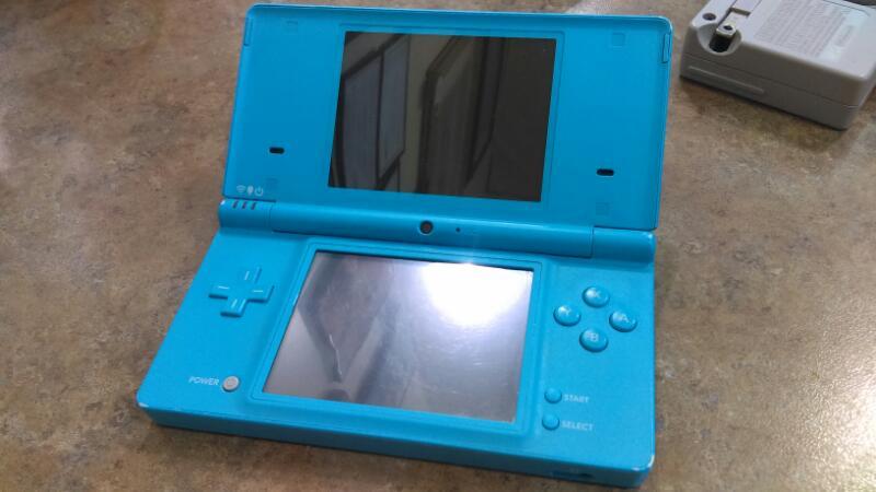 Nintendo DSi - Matte Blue