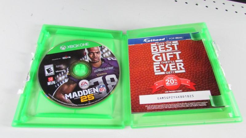 MADDEN 25 - XBOX ONE