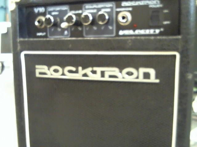 ROCKTRON Bass Guitar Amp VELOCITY V10