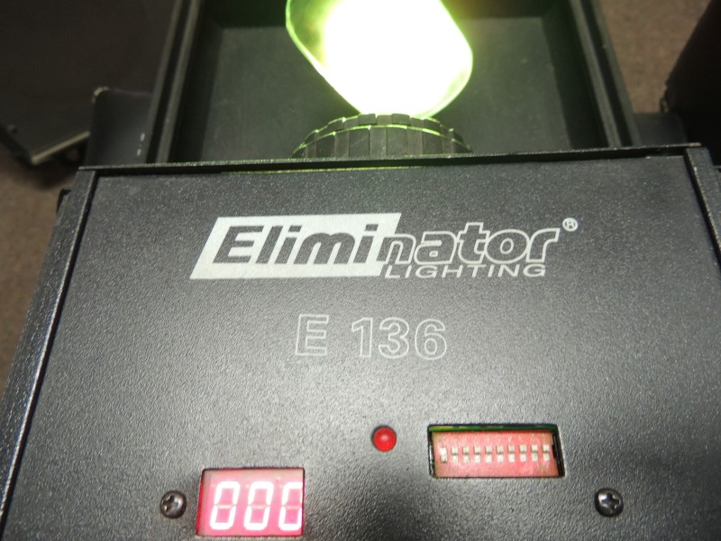 Eliminator Lighting e136 Instigator 1.0
