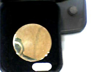 VAN DELL Men's Accessory ENGRAVEABLE TIE PIN