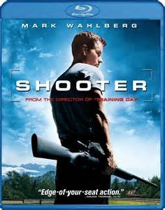 BLU-RAY MOVIE Blu-Ray SHOOTER