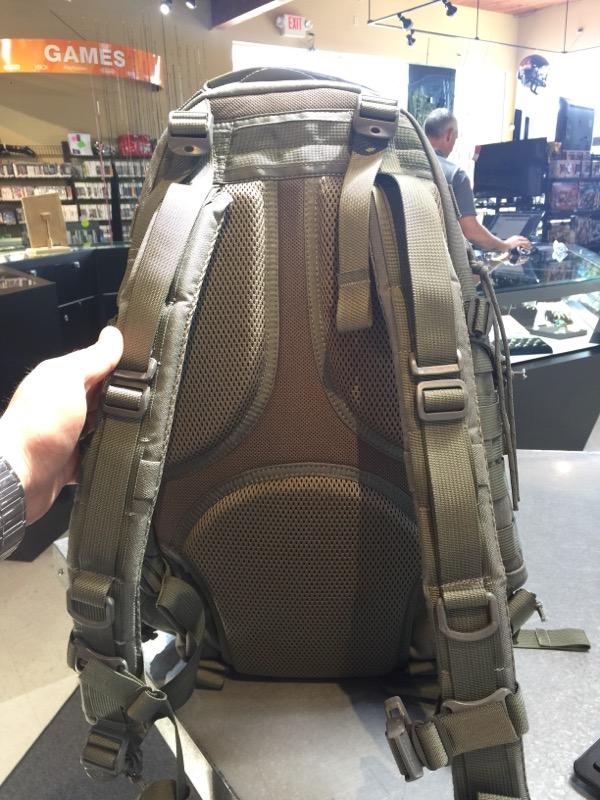 TRIPLE AUGHT DESIGN Men's Accessory BACK PACK TRIPLE AUGHT DES