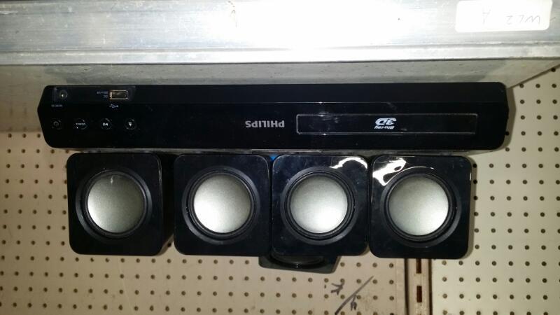 3d Blu Ray Player W/remote