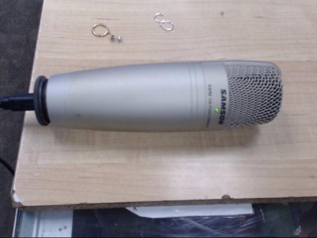 SAMSON Microphone MICROPHONE C01U