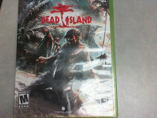 MICROSOFT Microsoft XBOX 360 Game DEAD ISLAND