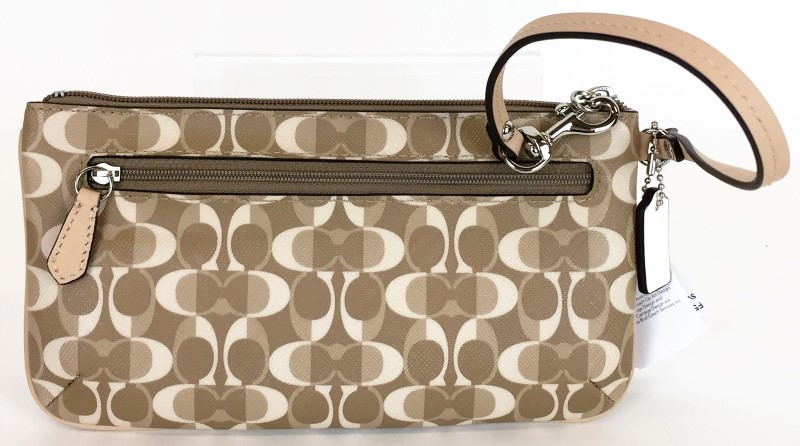 COACH PEYTON DREAM GO GO WRISTLET F50590