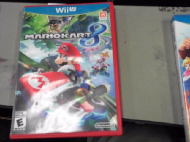 NINTENDO Nintendo Wii U Game WII U MARIO KART 8