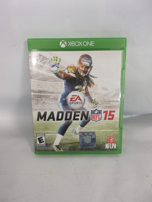 Madden NFL 15, Xbox One