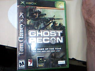 MICROSOFT Microsoft XBOX 360 Game TOM CLANCYS GHOST RECON: FUTURE SOLDIER